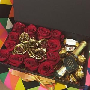 Златни рози