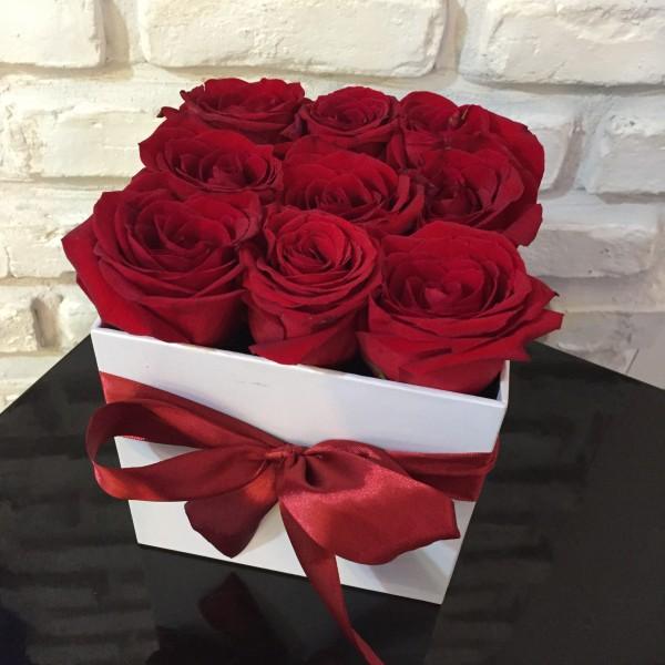 Red Roses Lovely